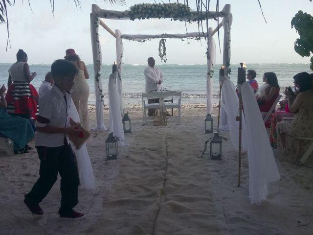 El matrimonio de John Bayron y María Alejandra en San Andrés, Archipiélago de San Andrés 1