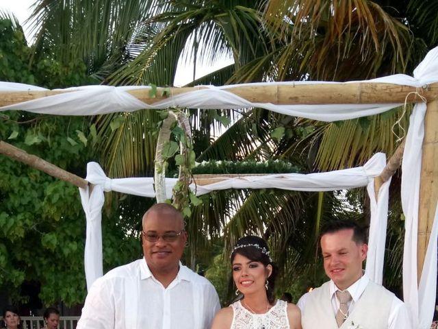 El matrimonio de John Bayron y María Alejandra en San Andrés, Archipiélago de San Andrés 11