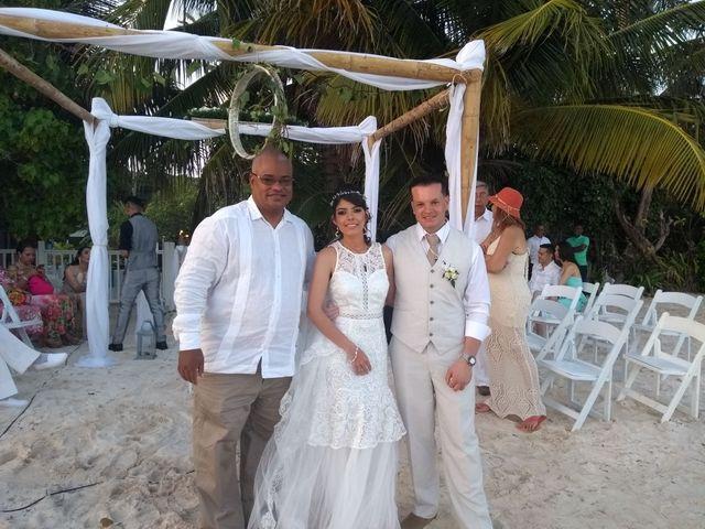 El matrimonio de John Bayron y María Alejandra en San Andrés, Archipiélago de San Andrés 36