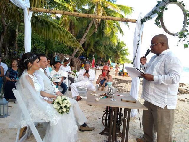 El matrimonio de John Bayron y María Alejandra en San Andrés, Archipiélago de San Andrés 39