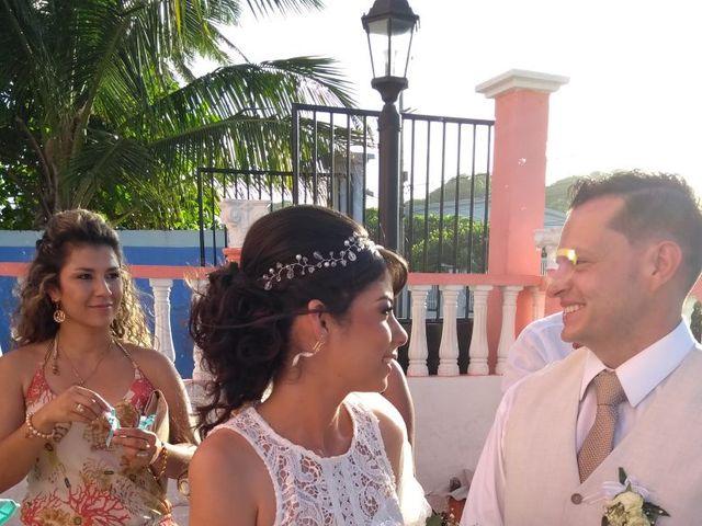 El matrimonio de John Bayron y María Alejandra en San Andrés, Archipiélago de San Andrés 40