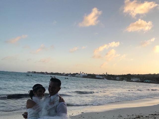 El matrimonio de John Bayron y María Alejandra en San Andrés, Archipiélago de San Andrés 85