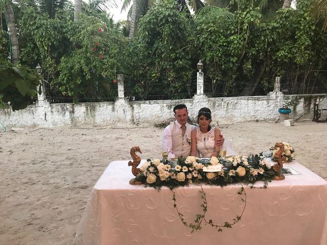 El matrimonio de John Bayron y María Alejandra en San Andrés, Archipiélago de San Andrés 109