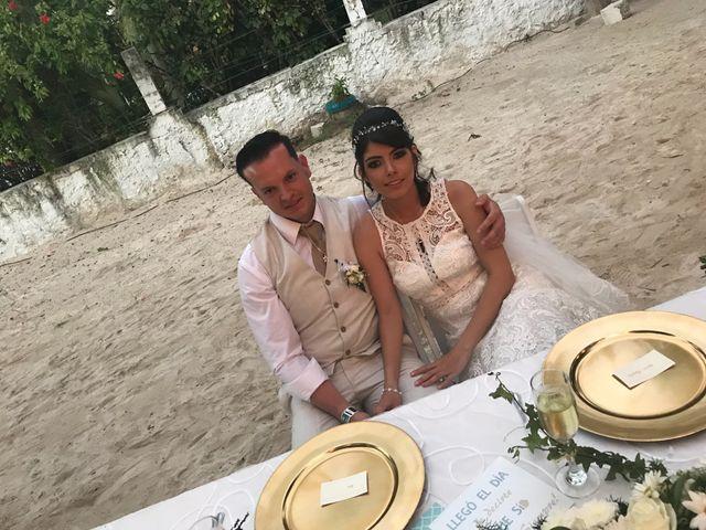 El matrimonio de John Bayron y María Alejandra en San Andrés, Archipiélago de San Andrés 110