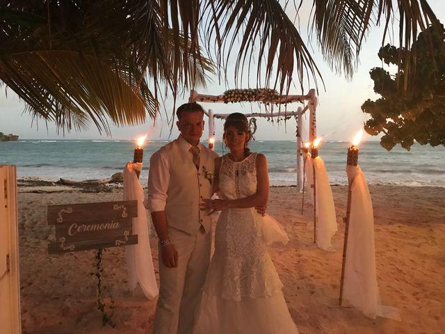 El matrimonio de John Bayron y María Alejandra en San Andrés, Archipiélago de San Andrés 112
