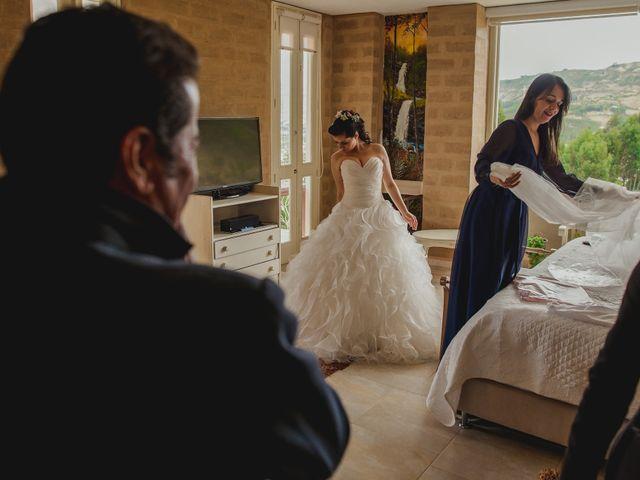 El matrimonio de Leonardo y Angela en Tibasosa, Boyacá 7