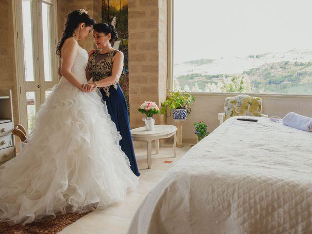 El matrimonio de Leonardo y Angela en Tibasosa, Boyacá 16