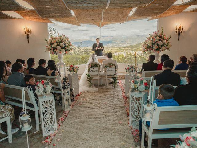 El matrimonio de Leonardo y Angela en Tibasosa, Boyacá 36