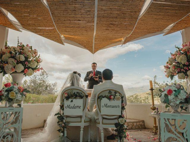 El matrimonio de Leonardo y Angela en Tibasosa, Boyacá 37