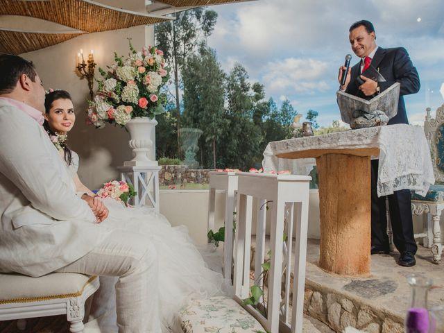 El matrimonio de Leonardo y Angela en Tibasosa, Boyacá 39