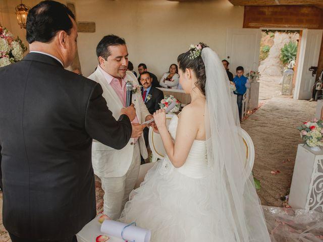 El matrimonio de Leonardo y Angela en Tibasosa, Boyacá 43
