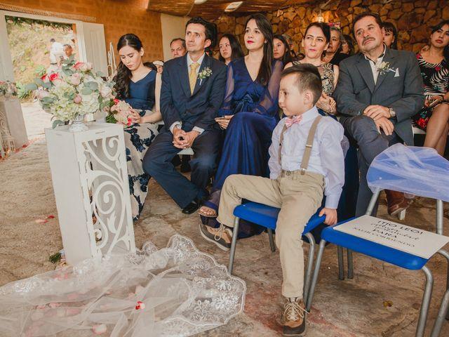 El matrimonio de Leonardo y Angela en Tibasosa, Boyacá 44