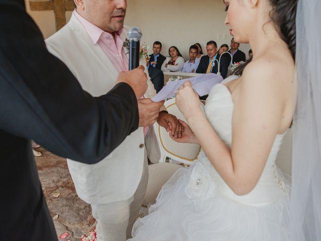 El matrimonio de Leonardo y Angela en Tibasosa, Boyacá 45