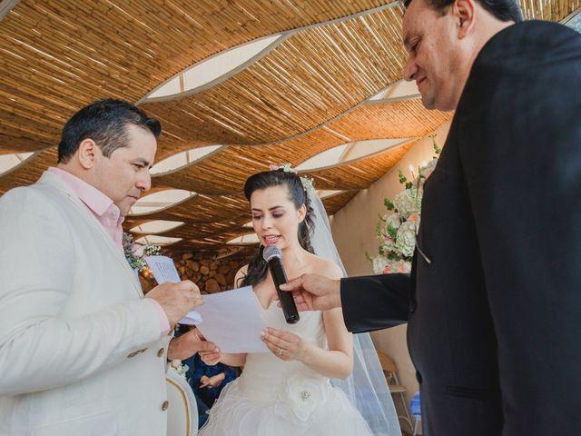 El matrimonio de Leonardo y Angela en Tibasosa, Boyacá 46