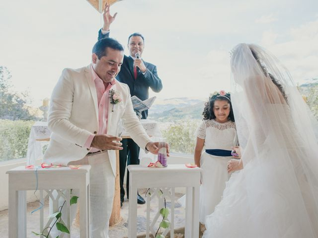 El matrimonio de Leonardo y Angela en Tibasosa, Boyacá 52