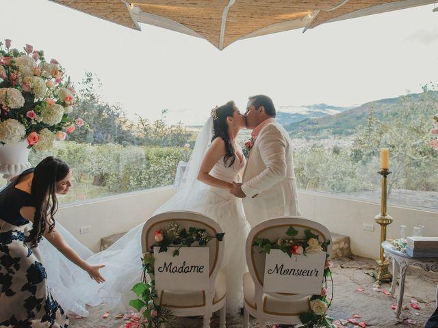El matrimonio de Leonardo y Angela en Tibasosa, Boyacá 53