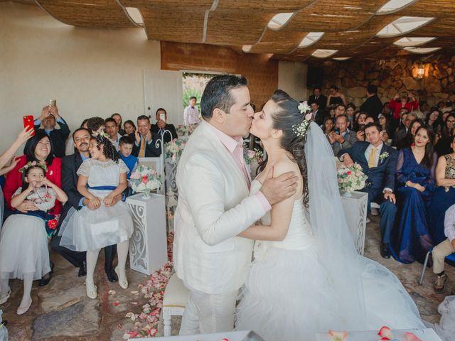 El matrimonio de Leonardo y Angela en Tibasosa, Boyacá 54