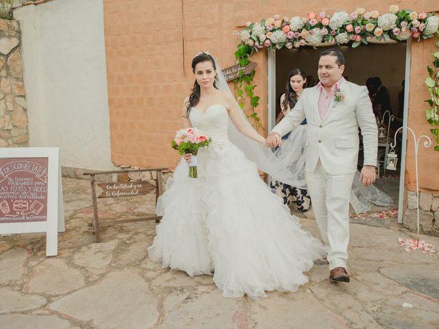 El matrimonio de Leonardo y Angela en Tibasosa, Boyacá 55
