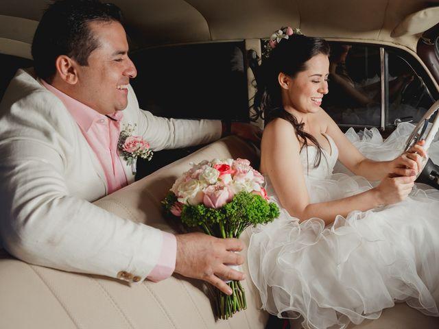 El matrimonio de Leonardo y Angela en Tibasosa, Boyacá 57