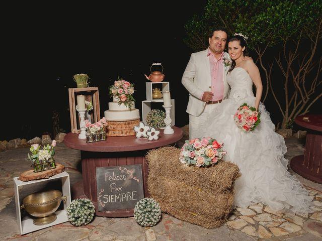 El matrimonio de Leonardo y Angela en Tibasosa, Boyacá 59