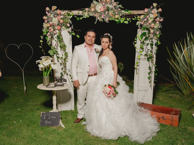 El matrimonio de Leonardo y Angela en Tibasosa, Boyacá 60