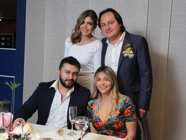 El matrimonio de Mario y Tatiana en Bogotá, Bogotá DC 7