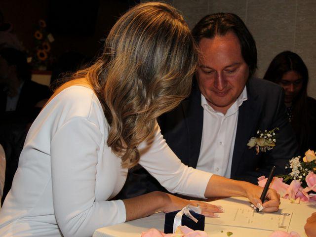 El matrimonio de Mario y Tatiana en Bogotá, Bogotá DC 11