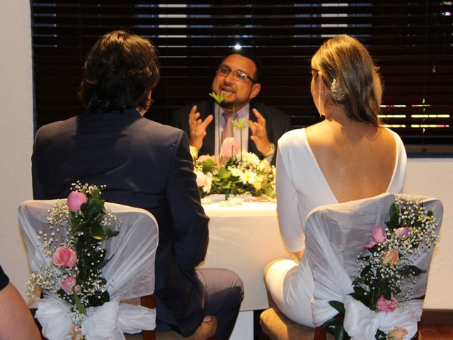 El matrimonio de Mario y Tatiana en Bogotá, Bogotá DC 14