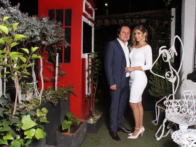 El matrimonio de Mario y Tatiana en Bogotá, Bogotá DC 16