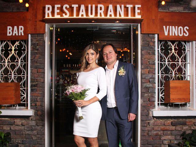 El matrimonio de Mario y Tatiana en Bogotá, Bogotá DC 17