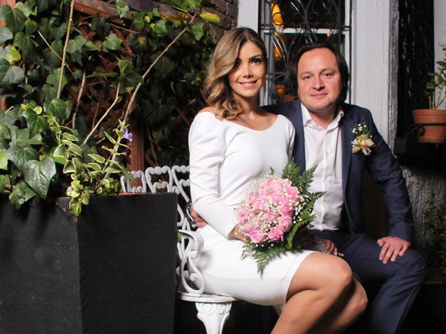 El matrimonio de Mario y Tatiana en Bogotá, Bogotá DC 19