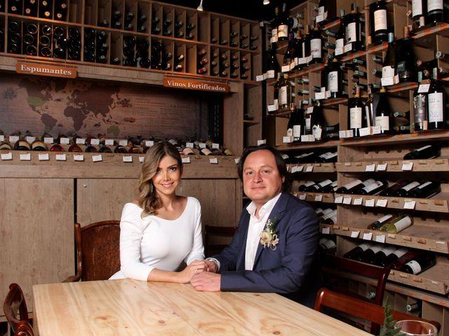 El matrimonio de Mario y Tatiana en Bogotá, Bogotá DC 21