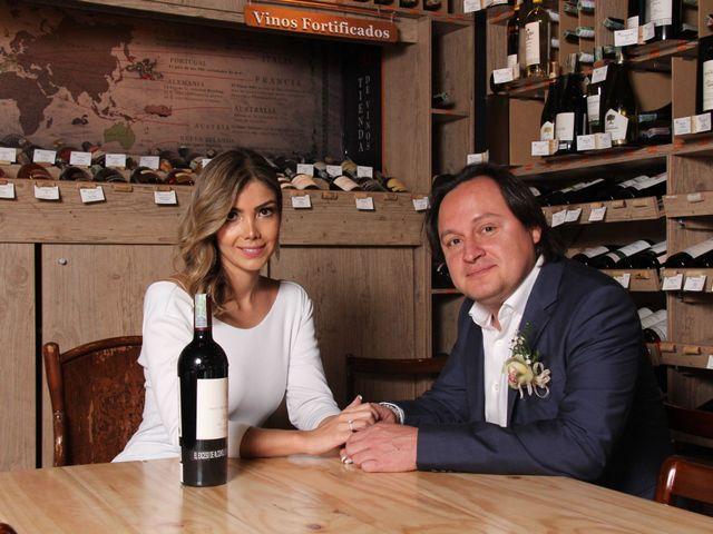 El matrimonio de Mario y Tatiana en Bogotá, Bogotá DC 23