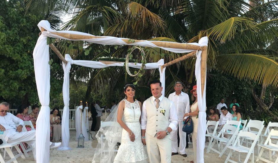 El matrimonio de John Bayron y María Alejandra en San Andrés, Archipiélago de San Andrés