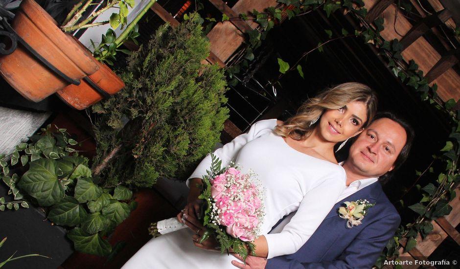 El matrimonio de Mario y Tatiana en Bogotá, Bogotá DC