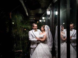 El matrimonio de Lady Milena y Carlos Antonio  2