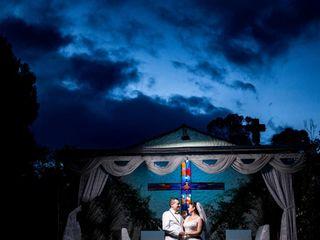 El matrimonio de Lady Milena y Carlos Antonio  3