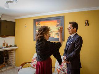 El matrimonio de Ingrid y Ricardo 1
