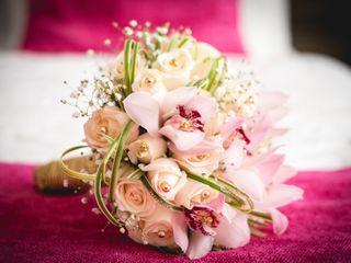 El matrimonio de Manuel y Lizzeth 1