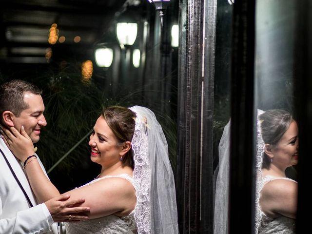 El matrimonio de Lady Milena y Carlos Antonio