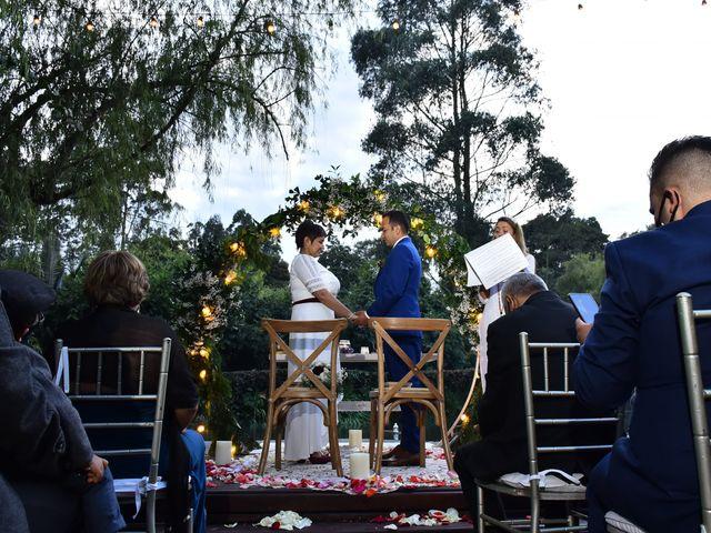 El matrimonio de John y Nathaly en El Rosal, Cundinamarca 12