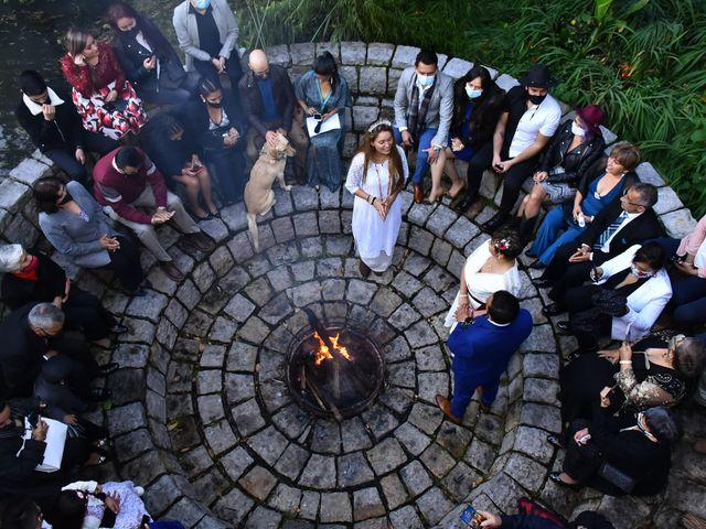 El matrimonio de John y Nathaly en El Rosal, Cundinamarca 14