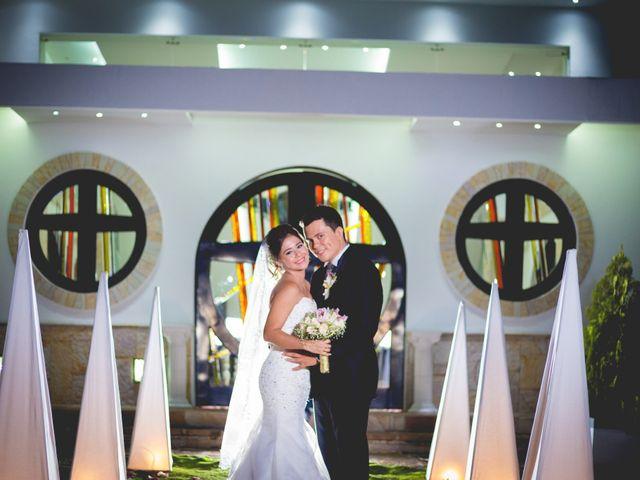 El matrimonio de Manuel y Lizzeth