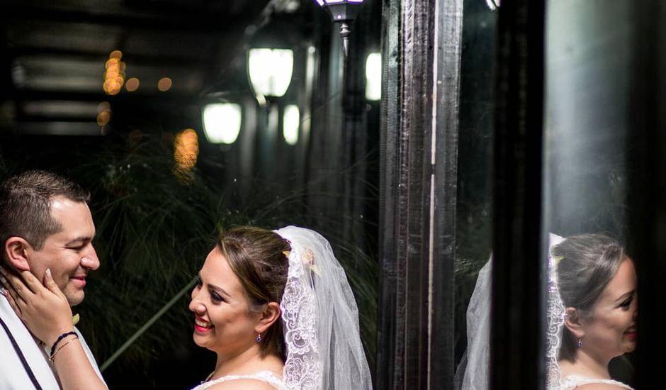 El matrimonio de Carlos Antonio  y Lady Milena en Subachoque, Cundinamarca