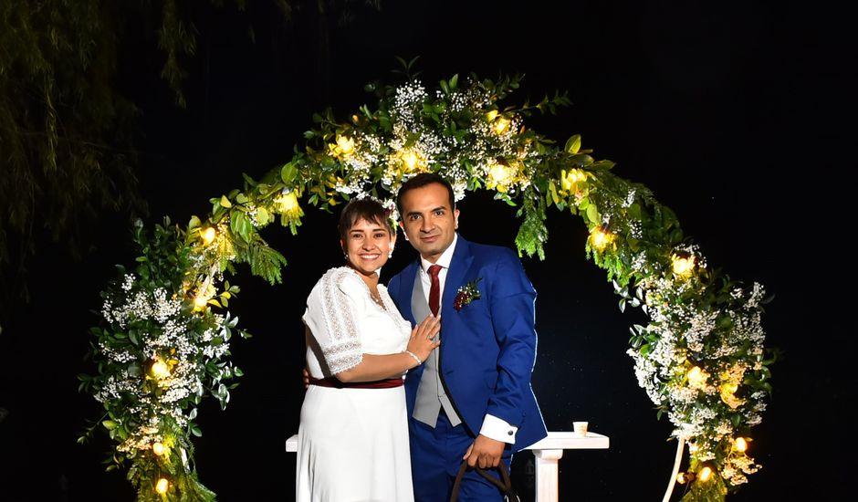 El matrimonio de John y Nathaly en El Rosal, Cundinamarca
