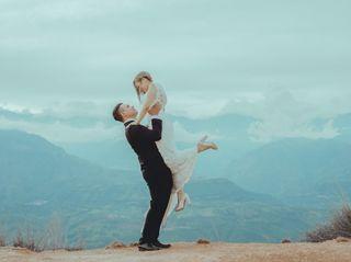 El matrimonio de Leidy y Andrés