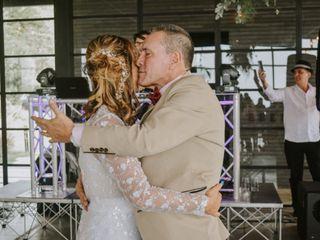 El matrimonio de Diana y Juvenal 3