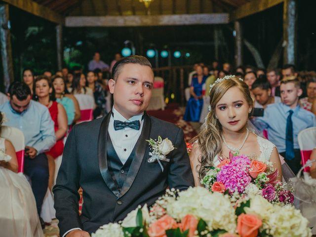 El matrimonio de Andrés y Leidy en San Gil, Santander 13