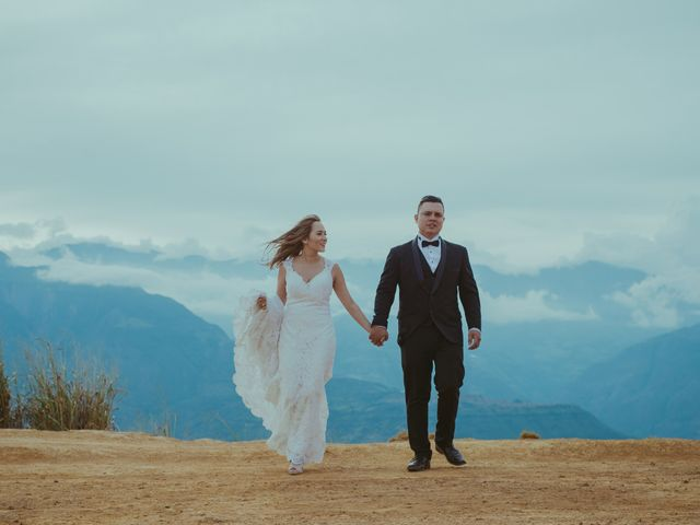 El matrimonio de Andrés y Leidy en San Gil, Santander 28