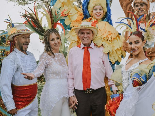 El matrimonio de Juvenal y Diana en Medellín, Antioquia 5